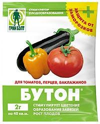бутон п инструкция для помидор - фото 7